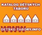 Letní dětské tábory, katalog rekreací pro děti.
