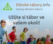 Letní, podzimní, zimní i jarní dětské tábory - akce pro děti na prázdniny
